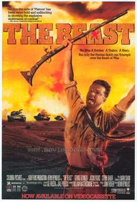The Beast - 11 x 17 Movie Poster - Style B