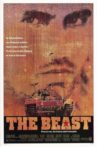 The Beast - 27 x 40 Movie Poster - Style B