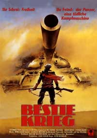 The Beast of War - 11 x 17 Movie Poster - German Style A