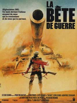 The Beast of War - 11 x 17 Movie Poster - French Style A