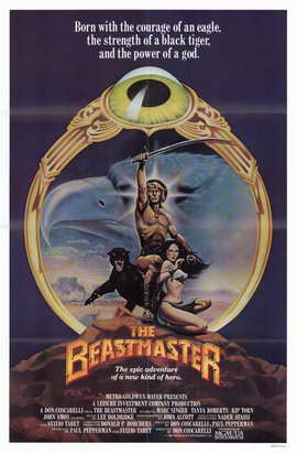 Beastmaster - 11 x 17 Movie Poster - Style A