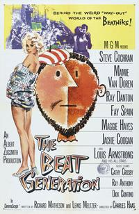 The Beat Generation - 27 x 40 Movie Poster - Style A