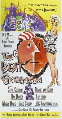The Beat Generation - 27 x 40 Movie Poster - Style B