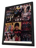 The Beatles Anthology - 11 x 17 Movie Poster - Style B - in Deluxe Wood Frame