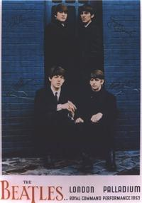 The Beatles Anthology - 8 x 10 Color Photo #1