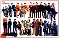 The Beatles Anthology - Music Poster - 22 x 34 - Style B