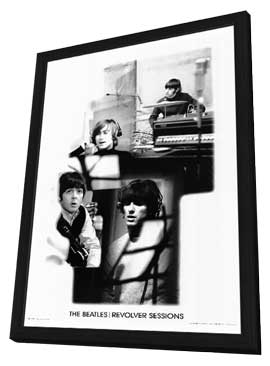 The Beatles Anthology - 27 x 40 Movie Poster - Style B - in Deluxe Wood Frame