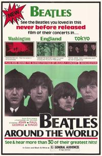 The Beatles Come To Town - 11 x 17 Movie Poster - Style B