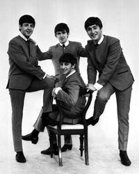 The Beatles - 8 x 10 B&W Photo #3