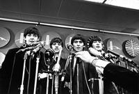 The Beatles - 8 x 10 B&W Photo #4