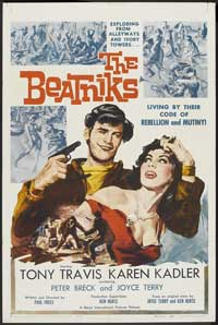 The Beatniks - 11 x 17 Movie Poster - Style A