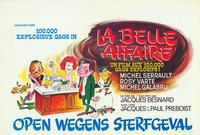 The Beautiful Affair - 27 x 40 Movie Poster - Belgian Style A