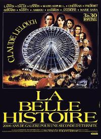 The Beautiful Story - 11 x 17 Movie Poster - French Style A