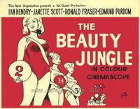 Beauty Jungle - 27 x 40 Movie Poster - Style A