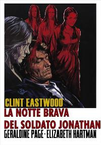 The Beguiled - 27 x 40 Movie Poster - Italian Style A