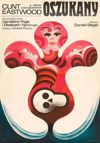 The Beguiled - 27 x 40 Movie Poster - Polish Style A