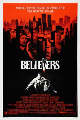 The Believers - 27 x 40 Movie Poster - Style B