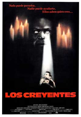 The Believers - 43 x 62 Movie Poster - Spanish Style A