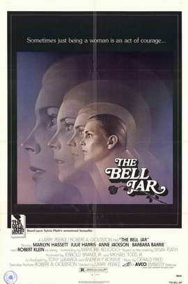 The Bell Jar - 11 x 17 Movie Poster - Style A