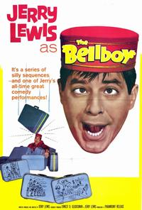 The Bellboy - 11 x 17 Movie Poster - Style A