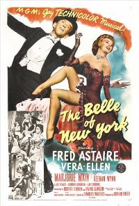 The Belle of New York - 11 x 17 Movie Poster - Style A