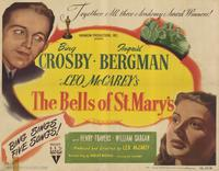 The Bells of St. Mary's - 11 x 14 Movie Poster - Style A