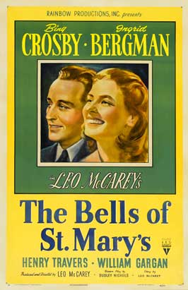 The Bells of St. Mary's - 27 x 40 Movie Poster - Style A
