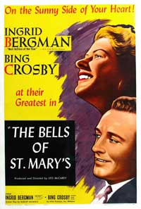 The Bells of St. Mary's - 11 x 17 Movie Poster - Style B