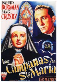 The Bells of St. Mary's - 11 x 17 Movie Poster - Spanish Style A
