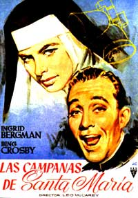 The Bells of St. Mary's - 11 x 17 Movie Poster - Spanish Style C