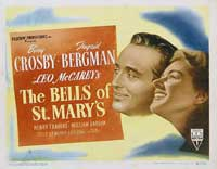The Bells of St. Mary's - 22 x 28 Movie Poster - Half Sheet Style A