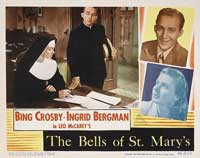 The Bells of St. Mary's - 11 x 14 Movie Poster - Style J
