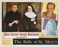 The Bells of St. Mary's - 11 x 14 Movie Poster - Style B