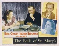 The Bells of St. Mary's - 11 x 14 Movie Poster - Style C