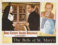 The Bells of St. Mary's - 11 x 14 Movie Poster - Style K
