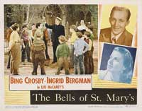 The Bells of St. Mary's - 11 x 14 Movie Poster - Style H