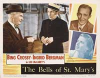 The Bells of St. Mary's - 11 x 14 Movie Poster - Style G