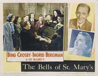 The Bells of St. Mary's - 11 x 14 Movie Poster - Style I