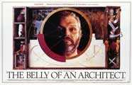 The Belly of an Architect - 11 x 17 Poster - Foreign - Style A