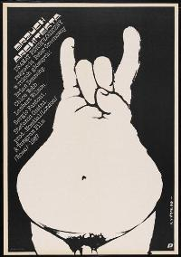 The Belly of an Architect - 11 x 17 Movie Poster - Polish Style A