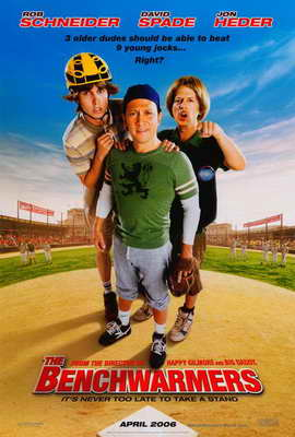 The Benchwarmers - 11 x 17 Movie Poster - Style A