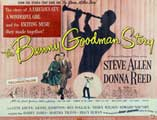 The Benny Goodman Story - 22 x 28 Movie Poster - Half Sheet Style A