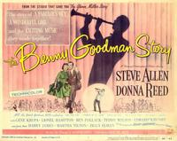 The Benny Goodman Story - 11 x 14 Movie Poster - Style A