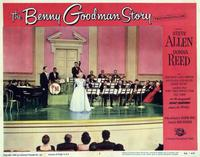 The Benny Goodman Story - 11 x 14 Movie Poster - Style B
