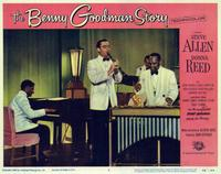 The Benny Goodman Story - 11 x 14 Movie Poster - Style D