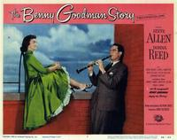 The Benny Goodman Story - 11 x 14 Movie Poster - Style E