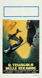 The Bermuda Triangle - 13 x 28 Movie Poster - Italian Style A