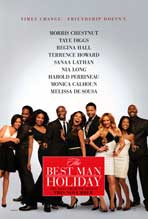 """The Best Man Holiday"" Movie Poster"