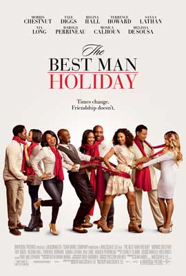 The Best Man Holiday - 27 x 40 Movie Poster - Style A