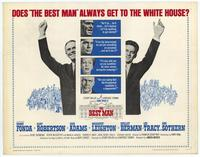 The Best Man - 11 x 14 Movie Poster - Style A